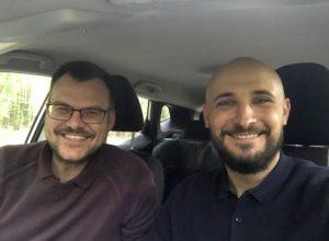 Jacek Wieczorek Kuba Szczepanik podcast