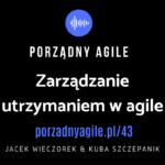 okładka podcastu Porządny Agile