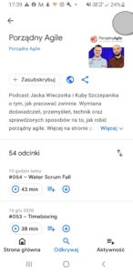 google - podcast